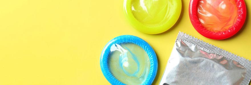 Achat de préservatifs