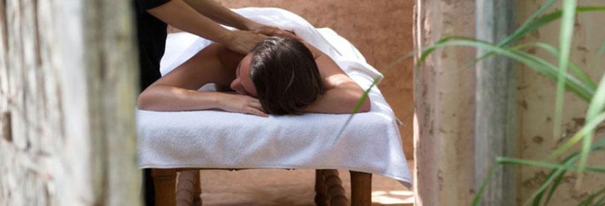 Le massage : une solution pour décompresser et se relaxer